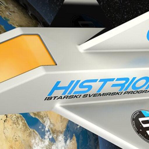 Lansiranje letjelica HISTRION 108 i HISTRION 110