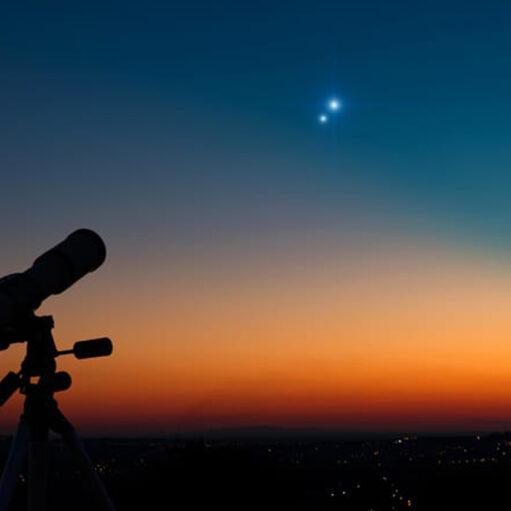 Velika konjunkcija Jupitera i Saturna