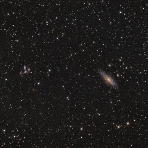Ples galaksija milionima svjetlosnih godina udaljen od nas